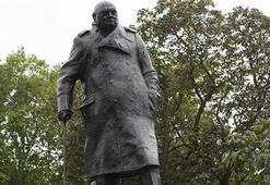 Churchillin heykeli korumaya alındı