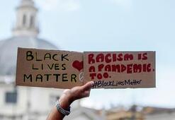 ABDde Siyahilerin Hayatı Değerlidir hareketine olumlu bakış ikiye katlandı