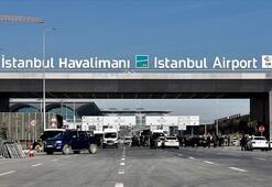 İstanbul Havalimanının bağımsız üçüncü pisti açılıyor
