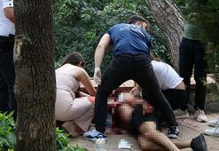 Son dakika... Maçka Parkındaki dehşette kan donduran ifade: Arkadan saldırıp boğazına sapladı