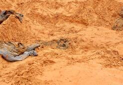 Son dakika... Libyadan vahşet görüntüler Cesetler kuyudan çıkartıldı