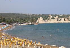 Mersin Kızkalesine gelecek tatilcilere Kovid-19 tedbirleri uyarısı