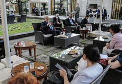 Son dakika... TBMM Başkanı Şentoptan ABDnin Metin Topuz açıklamasına tepki