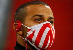 Bayern Münihte Thiago Alcantara şoku