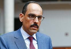 Cumhurbaşkanlığı Sözcüsü Kalından Libya açıklaması