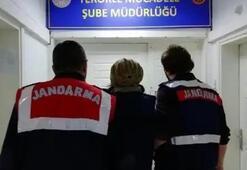 Jandarma ve MİTten ortak operasyon: Yakalandı