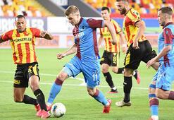 Göztepe Trabzonspor: 1-3