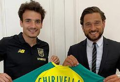 Nantes, Liverpoollu Chirivellayı transfer etti