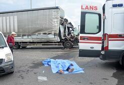 Ordu güne korkunç bir kaza haberi ile uyandı