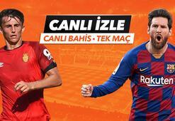 Mallorca - Barcelona maçı Tek Maç ve Canlı Bahis seçenekleriyle Misli.com'da