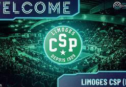 Fransız ekibi Limoges, FIBA Şampiyonlar Ligini seçti