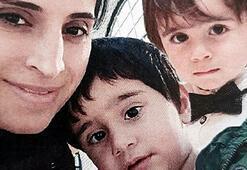 Fransada evlerinin havuzunda ölü bulunan anne ile çocukları Tuncelide toprağa verildi