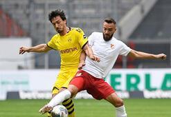 Fortuna Düsseldorf-Borussia Dortmund: 0-1