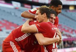Bayern Münih evinde Borussia Mönchengladbachı 2-1 yendi