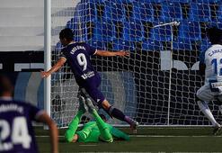 Enes Ünal golünü attı, Real Valladolid kazandı