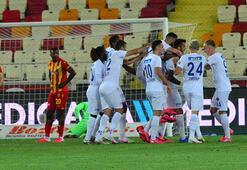BtcTurk Yeni Malatyaspor - Kasımpaşa: 1-2
