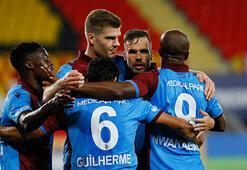 Trabzonspor'un müthiş üçlüsü