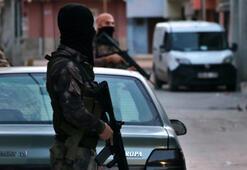Son dakika Adana'da terör örgütü PKKya operasyon