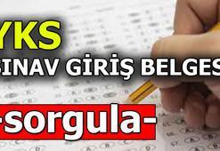 YKS : TYT - AYT - YDT sınav yerleri duyuruldu mu YKS sınav giriş belgesi nasıl alınır