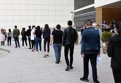 MSÜ Askeri Öğrenci Aday Belirleme Sınavında Kovid-19 tedbirlerialındı