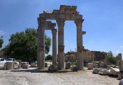 2 bin 500 yıllık antik kentin turizme kazandırılması isteği