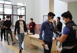 MSÜ Askeri Öğrenci Aday Belirleme Sınavı sona erdi
