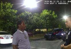 Son dakika... Görüntüler ortaya çıktı İşte Rayshard Brooksun vurulma anı