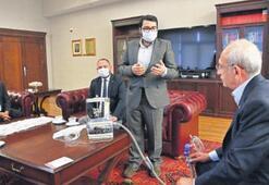 Çiğli'nin solunum cihazı Kılıçdaroğlu'na tanıtıldı