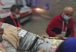 Galatasarayda Muslera sakatlandı