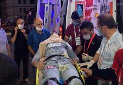 Galatasarayda Muslera şoku Hastaneye kaldırıldı...