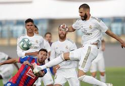 Real Madrid - Eibar: 3-1