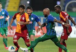 Çaykur Rizespor Galatasaray 2-0