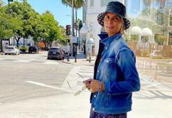 Los Angeles'ta 'Şen' destek