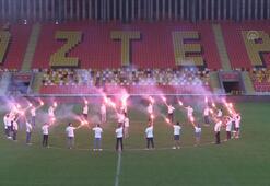 Göztepe Kulübünün 95. kuruluş yıl dönümü kutlandı