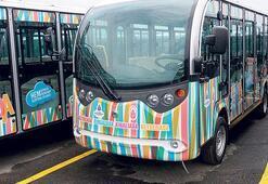 Adalar'da elektrikli araç dönemi
