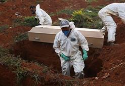 Son dakika... Ülkede can kaybı artıyor: 612 kişi daha corona virüsten öldü