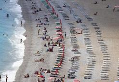 Güney sahillerinde hafta sonu yoğunluğu