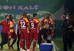 Galatasaray, Rizede 3 puandan fazlasını kaybetti