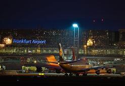 Frankfurt Havalimanının yolcu sayısı mayısta yüzde 95,6 azaldı