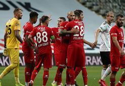 Antalyaspor, Beşiktaş galibiyetiyle ilkleri yaşadı