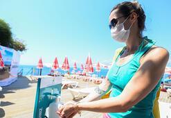 Son dakika... Yer: Antalya Dünyaca ünlü plaja böyle giriyorlar