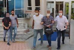 Edirnede 2 kişi çocuklara fuhuş yaptırmaktan tutuklandı