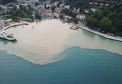 İstanbul Boğazına çamurlu su aktı