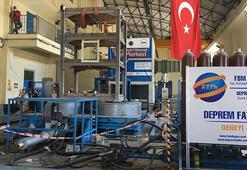 Son dakika: Türk mühendisler geliştirdi Depremde yüzde 99 kontrol sağlıyor