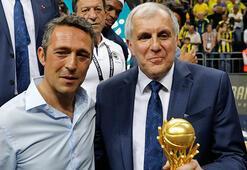 Ali Koçtan Obradovic ve yeni teknik adam açıklaması