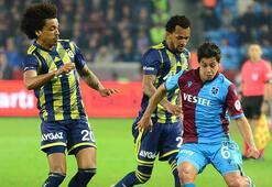 Kadıköy'de sıcak gece: Fenerbahçe - Trabzonspor Muhtemel 11ler...