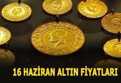 Altın fiyatları canlı takip: 16 Haziran bugün gram, çeyrek, yarım ve tam altın alış-satış fiyatları son durumu nedir