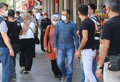Son dakika: Kayseride maskesiz sokağa çıkma yasağı başladı