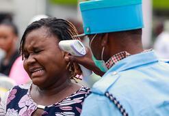 Afrika'da son 24 saatte corona virüs kaynaklı 303 ölüm
