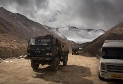 Son dakika... Hindistan-Çin sınırında çatışma